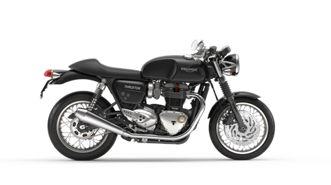 2017 Triumph Thruxton 1200 in Saint Charles, Illinois
