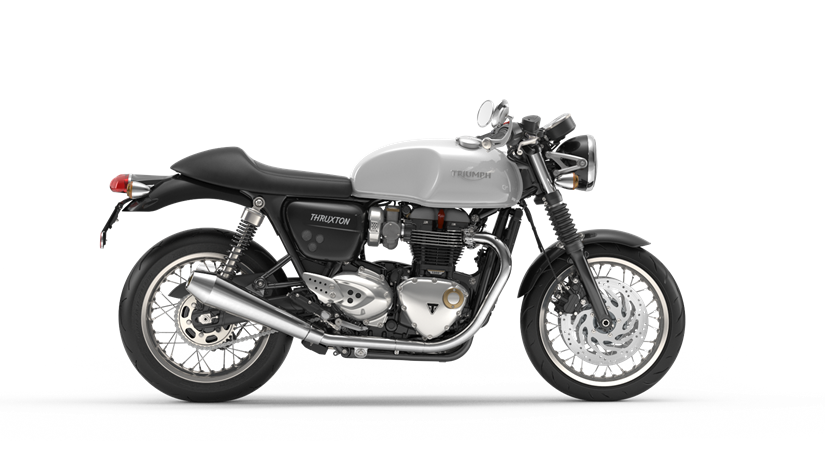 2017 Triumph Thruxton 1200 in Greensboro, North Carolina