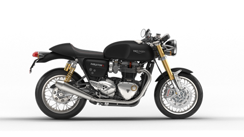 2017 Triumph Thruxton 1200 R in Saint Charles, Illinois