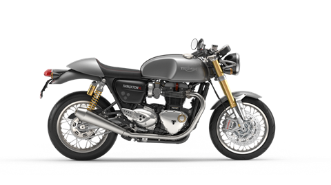 2017 Triumph Thruxton 1200 R in Mahwah, New Jersey