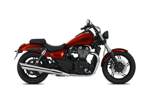2017 Triumph Thunderbird Storm ABS in Greenville, South Carolina