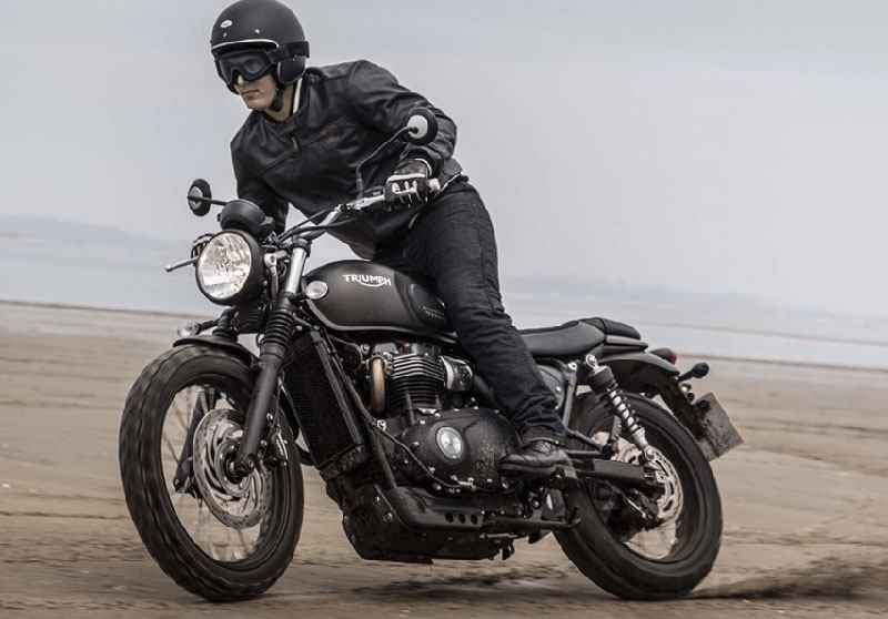 2017 Triumph Street Scrambler in Simi Valley, California