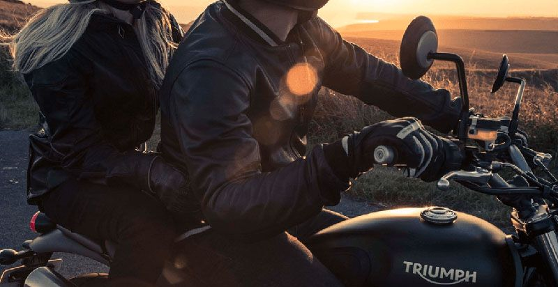 2017 Triumph Street Scrambler in Goshen, New York