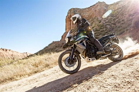 2017 Triumph Tiger 800 XCA in San Bernardino, California