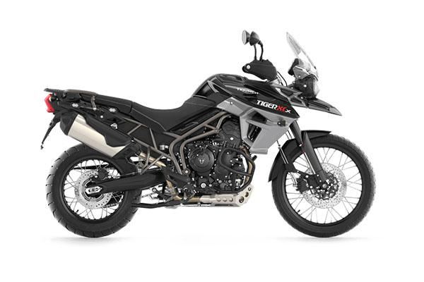 2017 Triumph Tiger 800 XCx in Greensboro, North Carolina