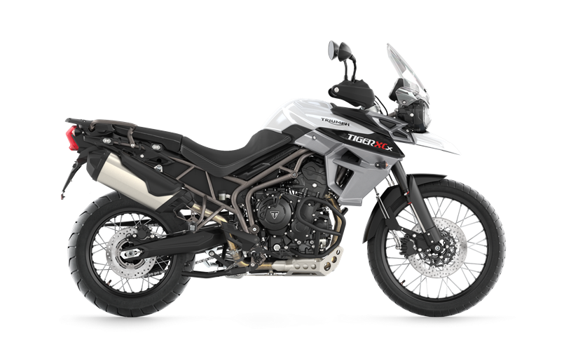 2017 Triumph Tiger 800 XCx Low in Brea, California