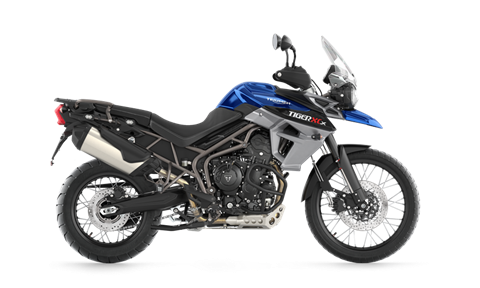 2017 Triumph Tiger 800 XCx Low in Simi Valley, California