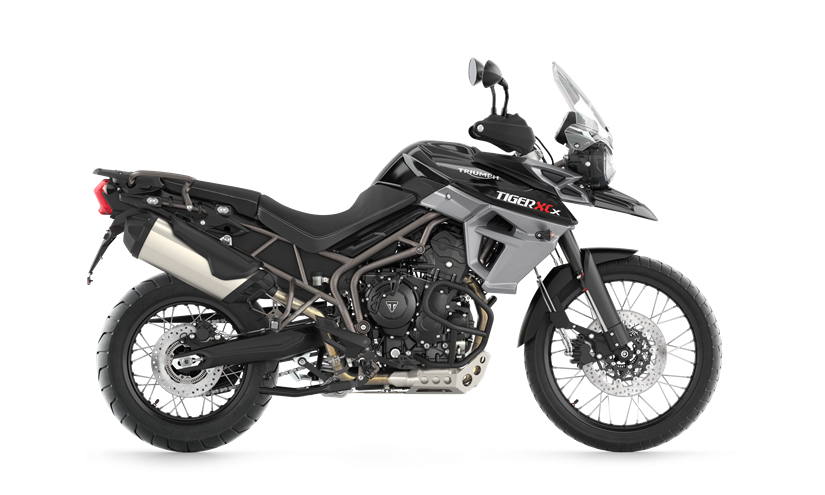 2017 Triumph Tiger 800 XCx Low in Greensboro, North Carolina
