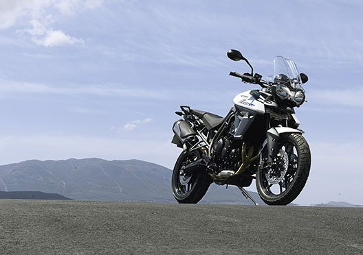 2017 Triumph Tiger 800 XR in Simi Valley, California