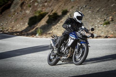 2017 Triumph Tiger 800 XRX in Brea, California