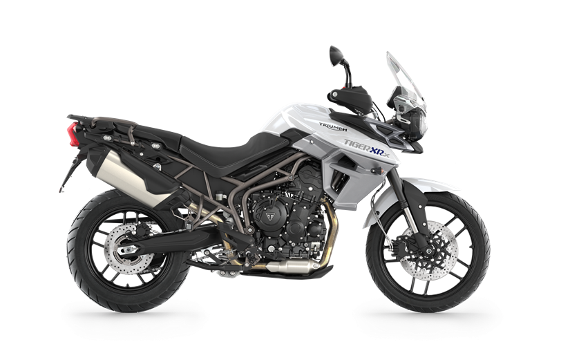 2017 Triumph Tiger 800 XRX in Stuart, Florida