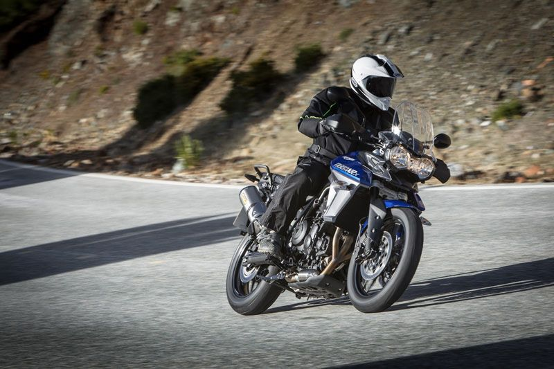 2017 Triumph Tiger 800 XRX in Kingsport, Tennessee