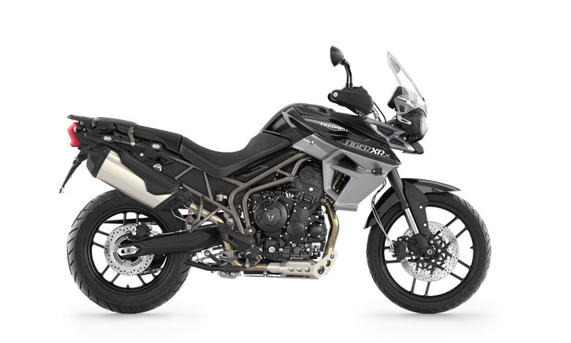 2017 Triumph Tiger 800 XRx Low in San Bernardino, California