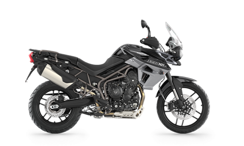 2017 Triumph Tiger 800 XRx Low in Mahwah, New Jersey