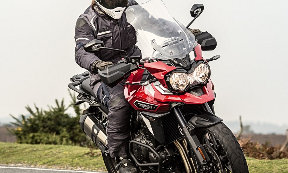 2017 Triumph Tiger Explorer XCA in Miami, Florida
