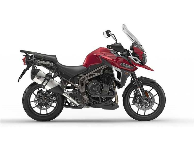 2017 Triumph Tiger Explorer XRT in Sarasota, Florida