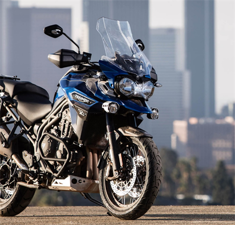2017 Triumph Tiger Explorer XRT in Brea, California