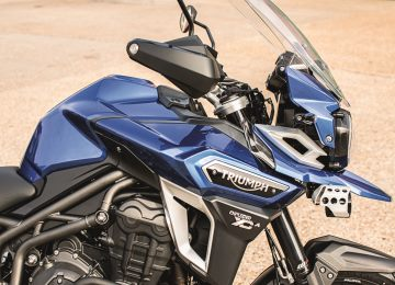 2017 Triumph Tiger Explorer XRx in San Bernardino, California
