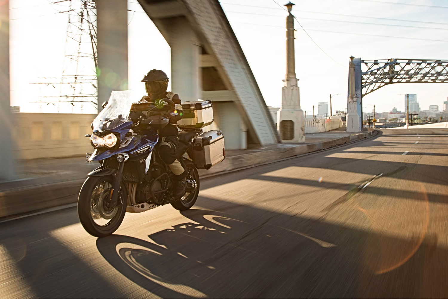 2017 Triumph Tiger Explorer XRx in Columbus, Ohio
