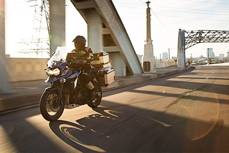 2017 Triumph Tiger Explorer XRx Low in Dubuque, Iowa