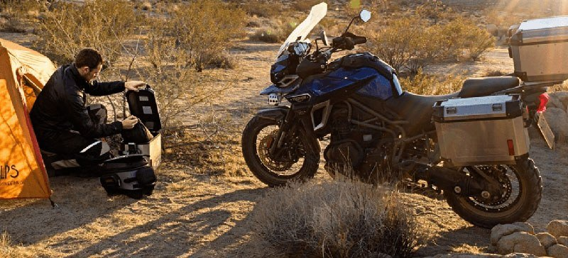 2017 Triumph Tiger Explorer XRx Low in Simi Valley, California