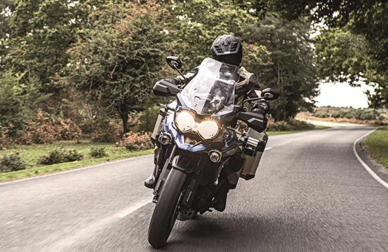 2017 Triumph Tiger Explorer XRx Low in Kingsport, Tennessee