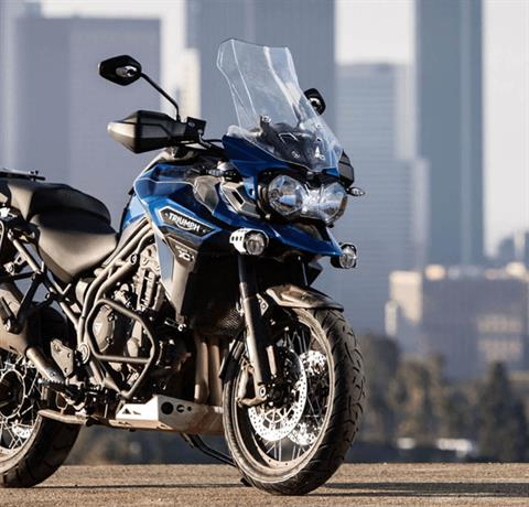 2017 Triumph Tiger Explorer XRx Low in Tulsa, Oklahoma