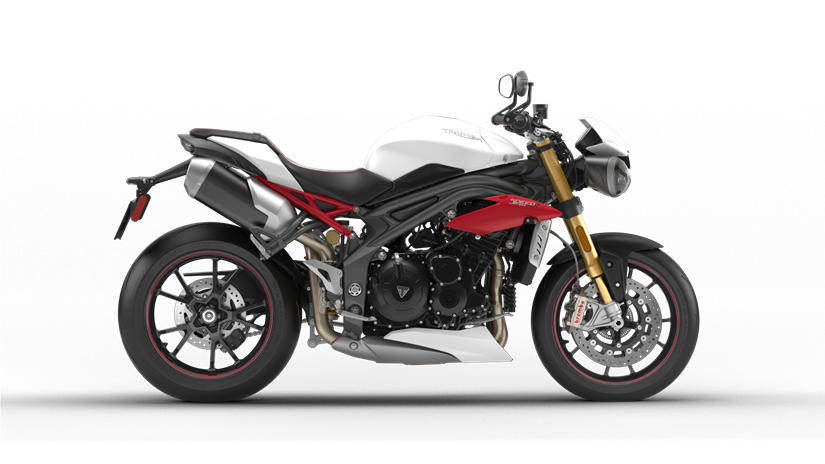 2017 Triumph Speed Triple R in Simi Valley, California