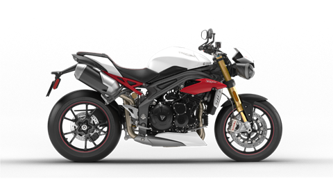 2017 Triumph Speed Triple R in Greensboro, North Carolina