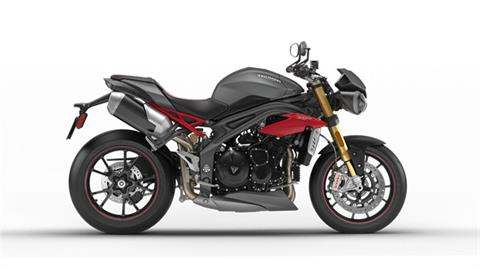 2017 Triumph Speed Triple R in Miami, Florida