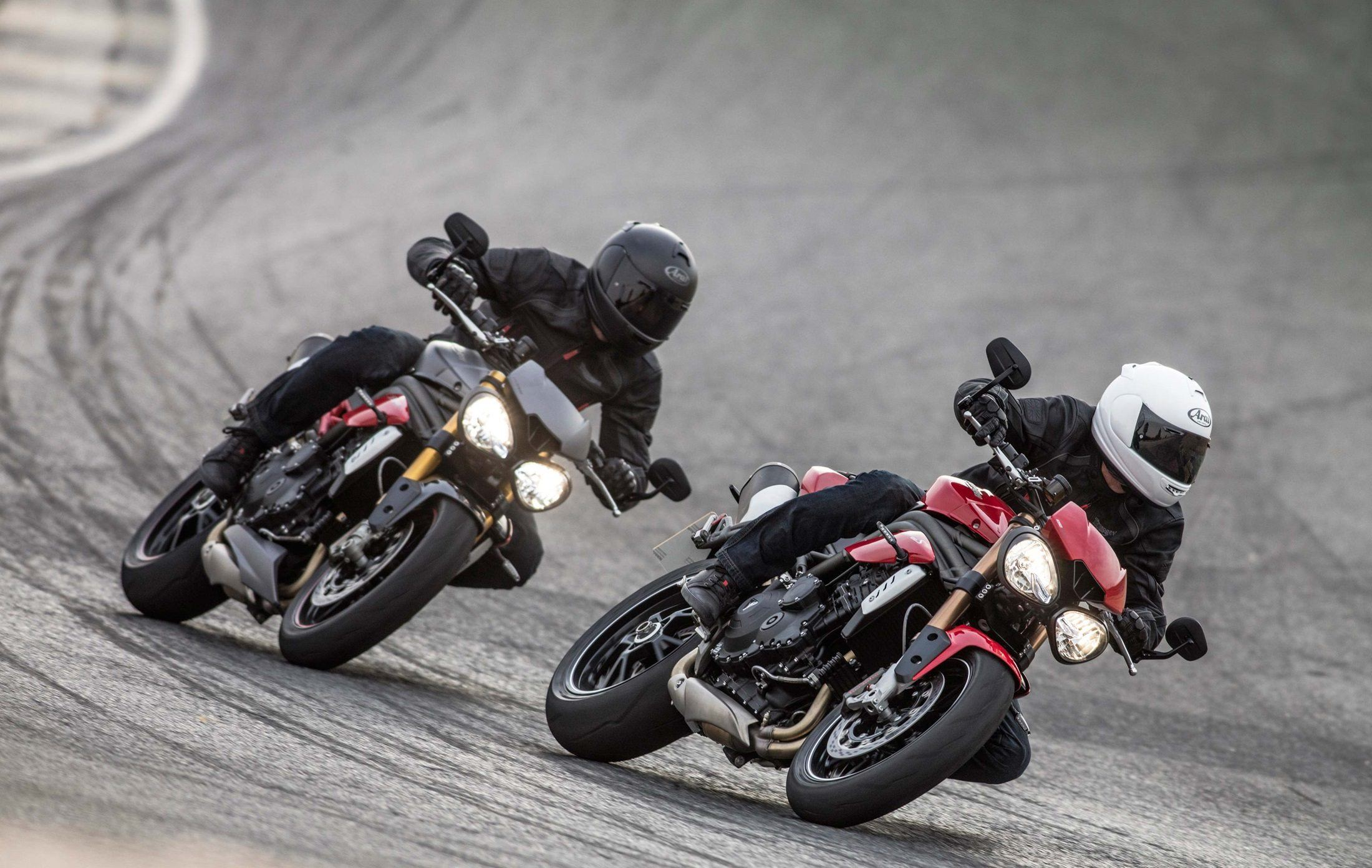 2017 Triumph Speed Triple S in San Bernardino, California