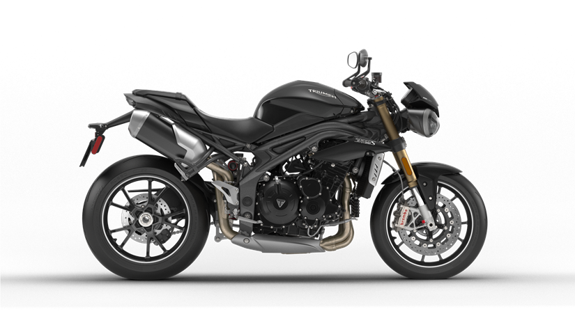 2017 Triumph Speed Triple S in Port Clinton, Pennsylvania