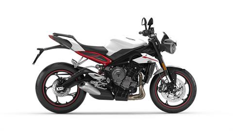 2017 Triumph Street Triple R in Kingsport, Tennessee