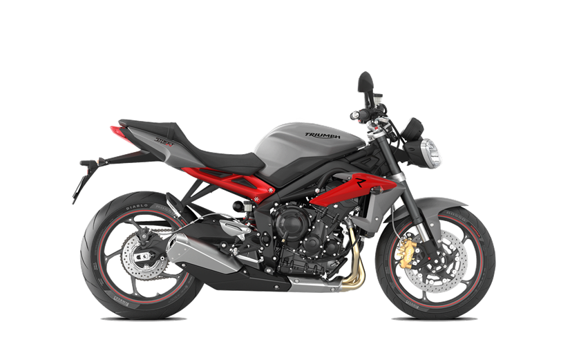 2017 Triumph Street Triple R in Port Clinton, Pennsylvania