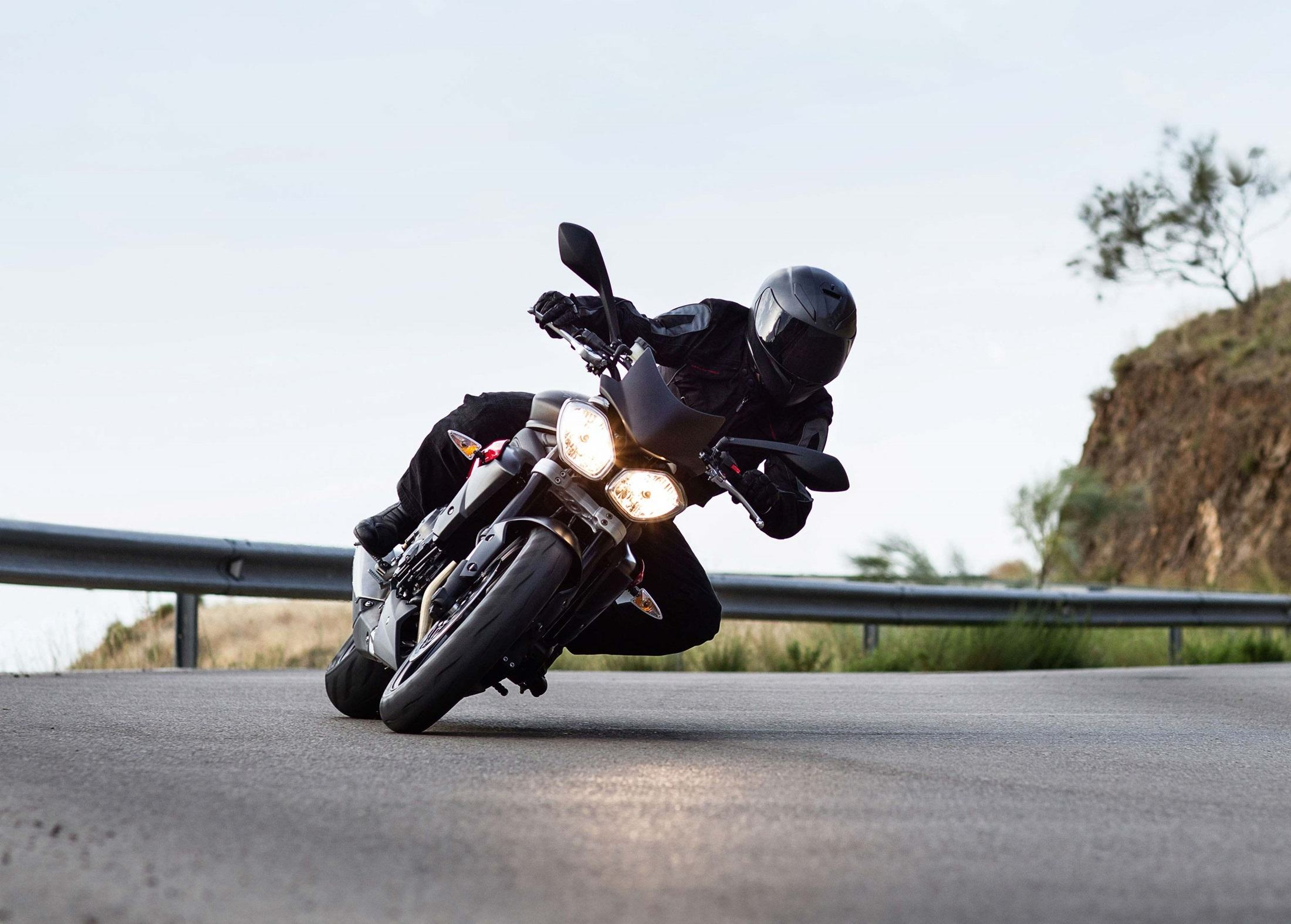 2017 Triumph Street Triple R in Simi Valley, California