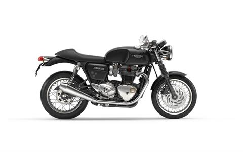 2017 Triumph Thruxton 1200 in Greenville, South Carolina