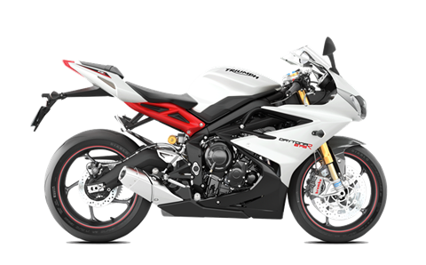 2017 Triumph Daytona 675 R ABS in Greenville, South Carolina