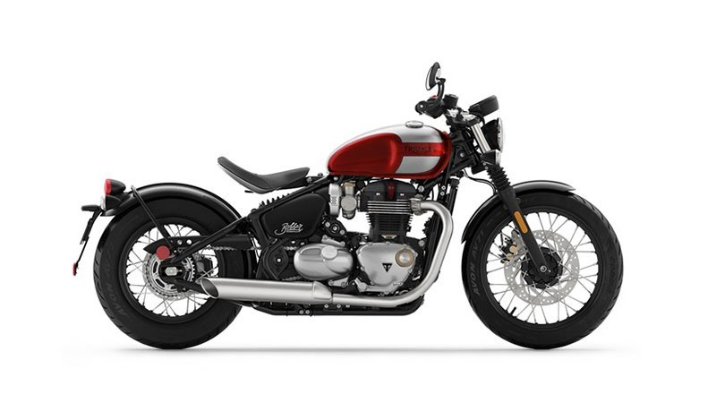 2018 Triumph Bonneville Bobber in Simi Valley, California - Photo 1