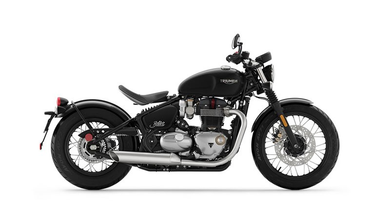 New 2018 Triumph Bonneville Bobber Motorcycles In Frederick Md