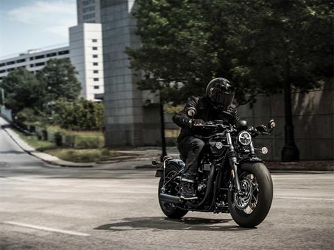 2018 Triumph Bonneville Bobber Black in Iowa City, Iowa - Photo 5