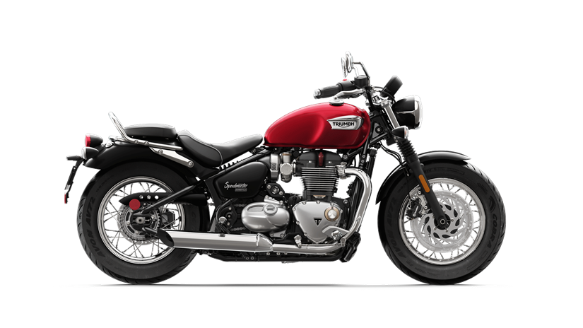 2018 Triumph Bonneville Speedmaster in Port Clinton, Pennsylvania