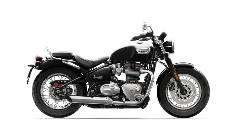 2018 Triumph Bonneville Speedmaster in Columbus, Ohio