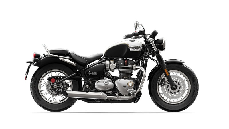 New 2018 Triumph Bonneville Speedmaster Motorcycles In Cleveland Oh
