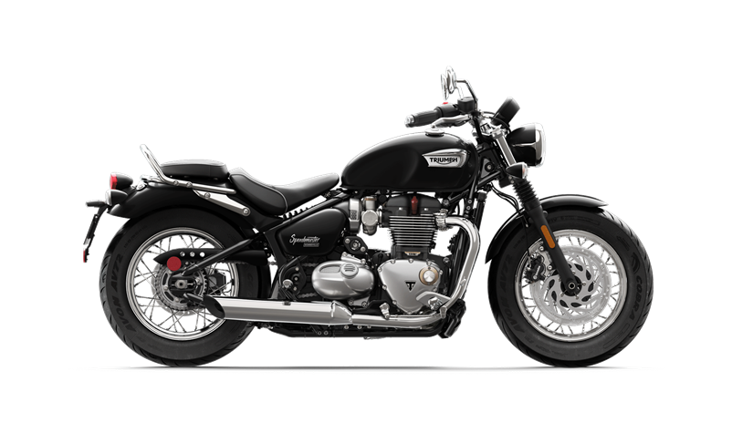 2018 Triumph Bonneville Speedmaster in Brea, California