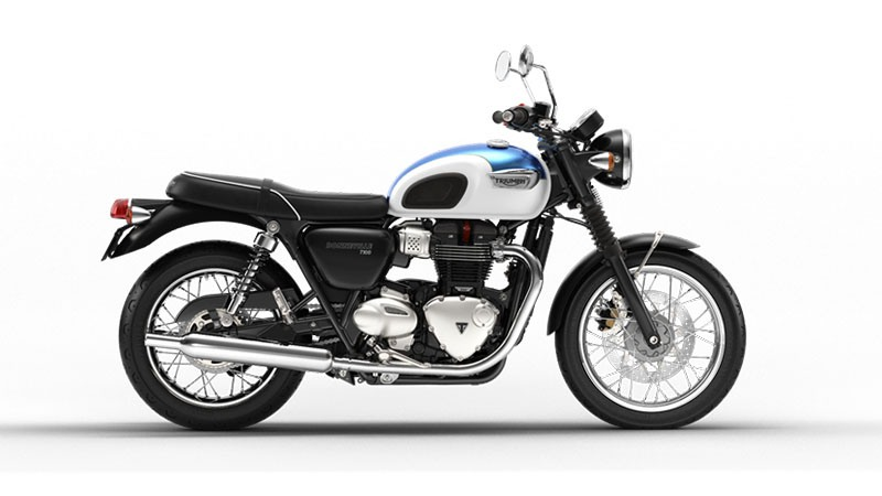 2018 Triumph Bonneville T100 for sale 3286