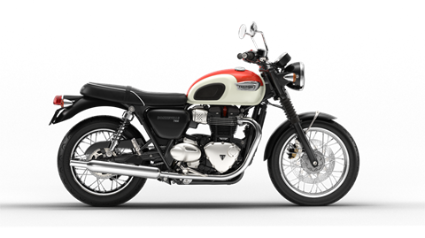 2018 Triumph Bonneville T100 in New Haven, Connecticut