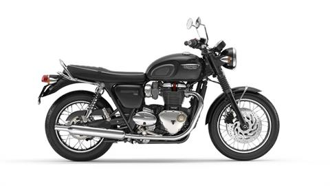 2018 Triumph Bonneville T120 in Philadelphia, Pennsylvania