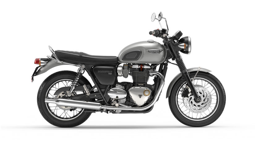 2018 Triumph Bonneville T120 in New Haven, Connecticut