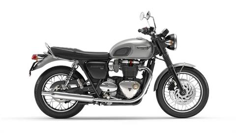 2018 Triumph Bonneville T120 in Belle Plaine, Minnesota