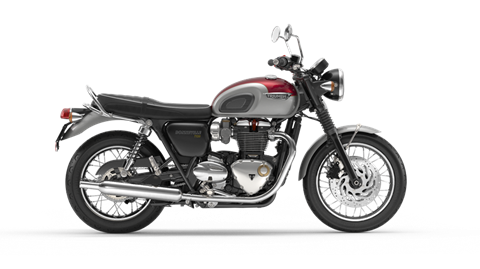2018 Triumph Bonneville T120 in Port Clinton, Pennsylvania